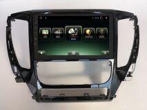 Штатная магнитола Carmedia U9-6021-T8 для Toyota Land Cruiser Prado 150 2017+ на Android 7.1