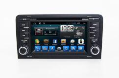 Штатная магнитола Carmedia KR-7008-T8 для AUDI A3/S3/RS3 2003-2011 на Android 7.1