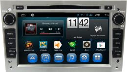 Штатная магнитола Carmedia KR-7045-g-T8 для Opel Astra H, Vectra С, Corsa D, Antara, Vivaro, Meriva, Zafira на Android 7.1
