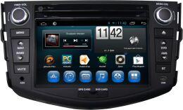 Штатная магнитола Carmedia KR-7037-T8 для Toyota RAV4 2006-2012 на Android 7.1