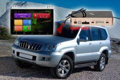 Штатная магнитола Redpower 31182 IPS DSP Toyota LC Prado 120; Lexus GX 470 (2002-2009) на Android 7