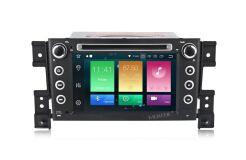 Штатная магнитола Carmedia MKD-7056-P5-8 для Suzuki Grand Vitara 2005-2016 на Android 8