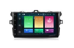 Штатная магнитола Carmedia MKD-9306-P5-8 для Toyota Corolla 2006-2013 на Android 8