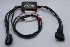 Усилитель (корректор) педали газа - PedalBooster для Infiniti