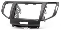 Переходная рамка для установки автомагнитолы CARAV 11-062: 2 DIN / 173 x 98 mm / 178 x 102 mm / HONDA Accord 2007-2012 / ACURA TSX 2008-2012