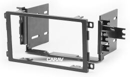 Переходная рамка для установки автомагнитолы CARAV 11-533: 2 DIN / 173 x 98 mm /  CHEVROLET, BUICK, CADILLAC, GMC, HONDA, HUMMER, TOYOTA