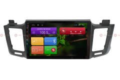 Штатная магнитола Redpower 31017 R IPS DSP для Toyota RAV4 2012+ на Android