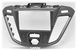 Переходная рамка для установки автомагнитолы CARAV 11-491: 2 DIN / 173 x 98 mm / FORD Transit Custom, Tourneo Custom 2012+