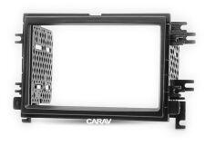 Переходная рамка для установки автомагнитолы CARAV 11-572: 2 DIN / 173 x 98 mm / FORD Econoline, Edge, Expedition, Explorer / LINCOLN Mark/ MERCURY