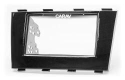 Переходная рамка для установки автомагнитолы CARAV 11-380: 2 DIN / 173 x 98 mm / 178 x 102 mm / GEELY Emgrand EC8 2010+