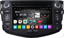 Штатная магнитола DAYSTAR DS-7056HD для Toyota RAV-4 2006-2012 на Android 8
