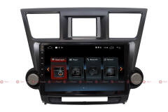 Штатная магнитола Redpower 30035 IPS для Toyota Highlander на Android