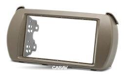 Переходная рамка для установки автомагнитолы CARAV 11-448: 2 DIN / 173 x 98 mm / 178 x 102 mm / SUZUKI Alto (HA25S/HA35S) 2009-2014 / MAZDA Carol 2009-2014