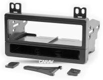 Переходная рамка для установки автомагнитолы CARAV 11-499: 1 DIN / 182 x 53 mm / FORD / LINCOLN/ MERCURY / MAZDA
