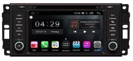 Штатная магнитола FarCar s200+ для Jeep, Dodge, Chrysler на Android (A202)