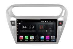 Штатная магнитола FarCar s300 для Peugeot 301, Citroen C-Elysee на Android (RL294R)