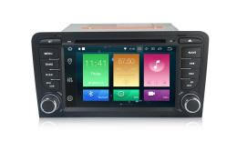 Штатная магнитола Carmedia MKD-A789-P30-8 для Audi A3/S3/RS3 2003-2011 на Android