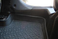 Накладки на ковролин задние Renault Duster (2 шт.) с 2011 г.в. по новые модели