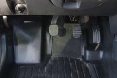 Накладки на ковролин передние Renault Duster (2 шт.) с 2011 г.в. по 2015 г.