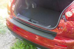 Накладка на задний бампер Nissan Juke, 2010 - 2014