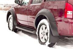 Брызговики Nissan Pathfinder, 2004 - 2013