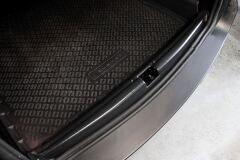 Накладка на порожек багажника СО СКОТЧЕМ ЗМ Renault Duster 2010-