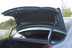 Обшивка внутренней части крышки багажника Renault Logan 2010-2013