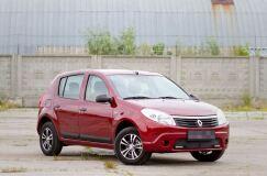 Молдинги на двери ШИРОКИЕ Renault Sandero 2009-2013, Sandero Stepway 2009—2013 ШАГРЕНЬ