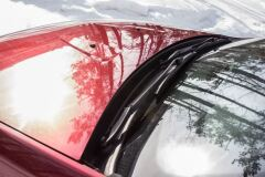 Жабо цельное без скотча Renault Sandero 2009-2013