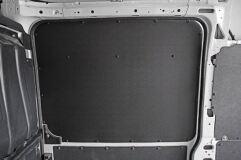 Обшивка верхнего яруса боковой двери УСИЛЕННАЯ (3 мм) Citroen Jumper 2006-2013 L2H1, Jumper 2014-н.в. L2H1