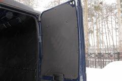 Обшивка верхнего яруса задних дверей УСИЛЕННАЯ (3 мм) Citroen Jumper 2006-2013 L4H2, Jumper 2014-н.в. L4H2