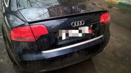 Спойлер на багажник для Audi A4 B7