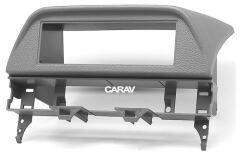 Переходная рамка для установки автомагнитолы CARAV 11-406: 1 DIN / 182 x 53 mm / MAZDA (6), Atenza 2002-2007