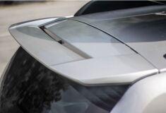 "Спойлер ""СПОРТ"" (ABS) КРАШЕНЫЙ RENAULT Duster 2012-/ NISSAN Terrano 2014-"