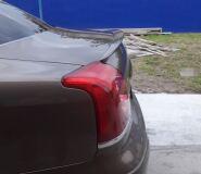 Лип спойлер для Toyota Avensis T250 2003-2009
