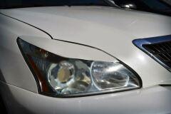 Реснички на фары для Lexus RX 330 2003-2006
