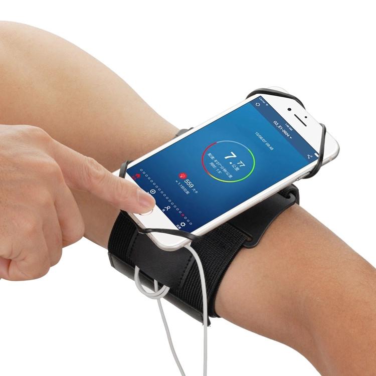 Спортивный браслет-держатель для смартфона