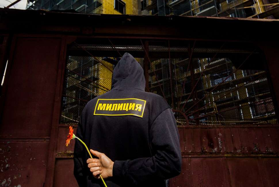 Дуэт «Милиция» выпустил дебютный ЕР «Стоять!»