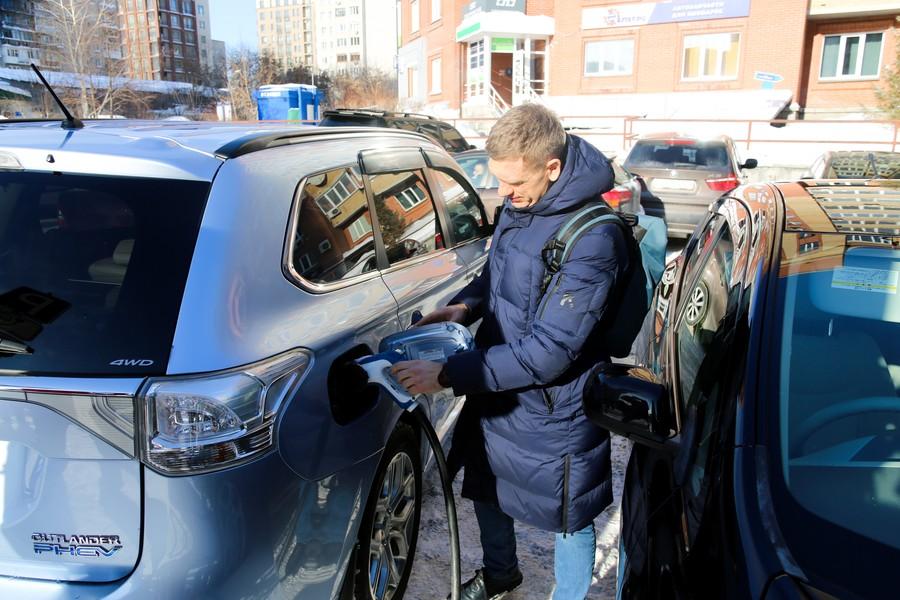 фото Электромобили в Новосибирске 11