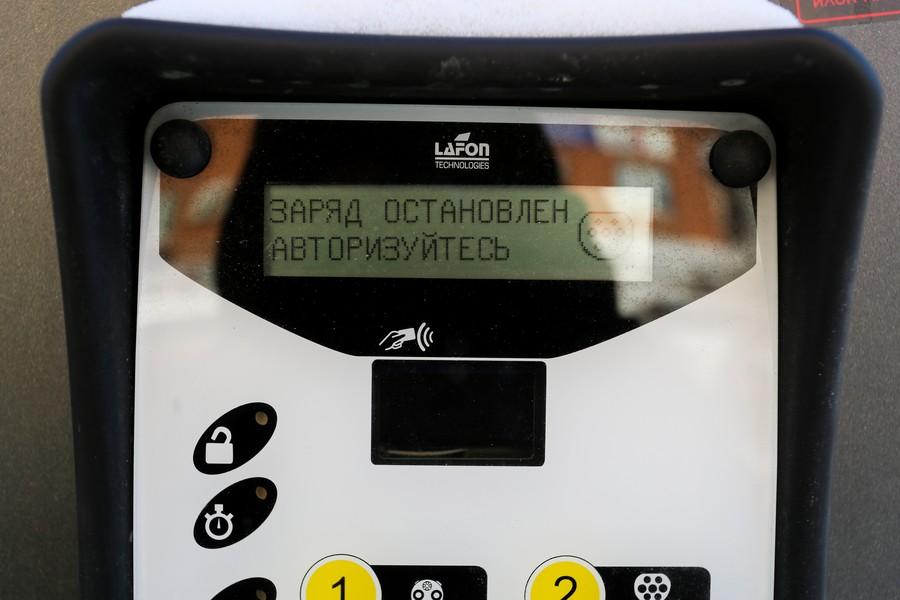 фото Электромобили в Новосибирске 19