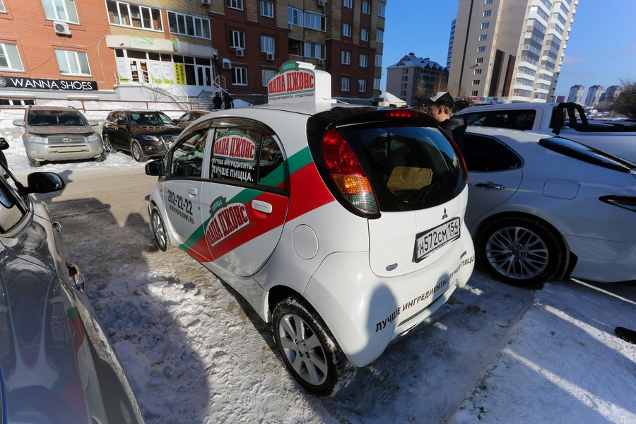 фото Электромобили в Новосибирске 21