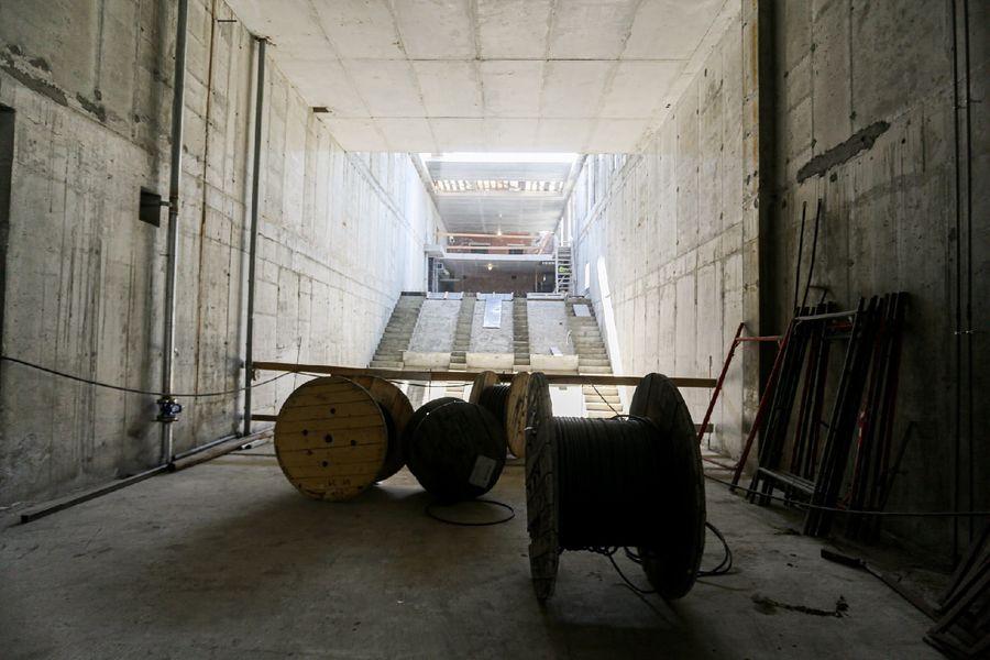Фото Швейцарские эскалаторы установят на станции метро «Спортивная» в Новосибирске 2
