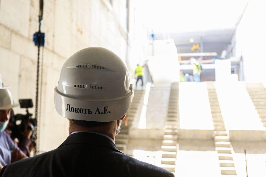 Фото Швейцарские эскалаторы установят на станции метро «Спортивная» в Новосибирске 12