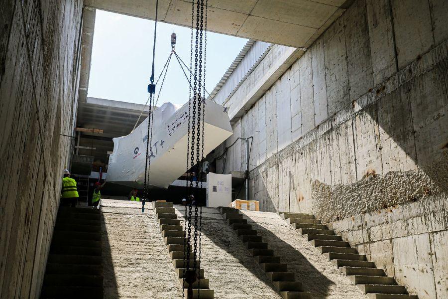 Фото Швейцарские эскалаторы установят на станции метро «Спортивная» в Новосибирске 21