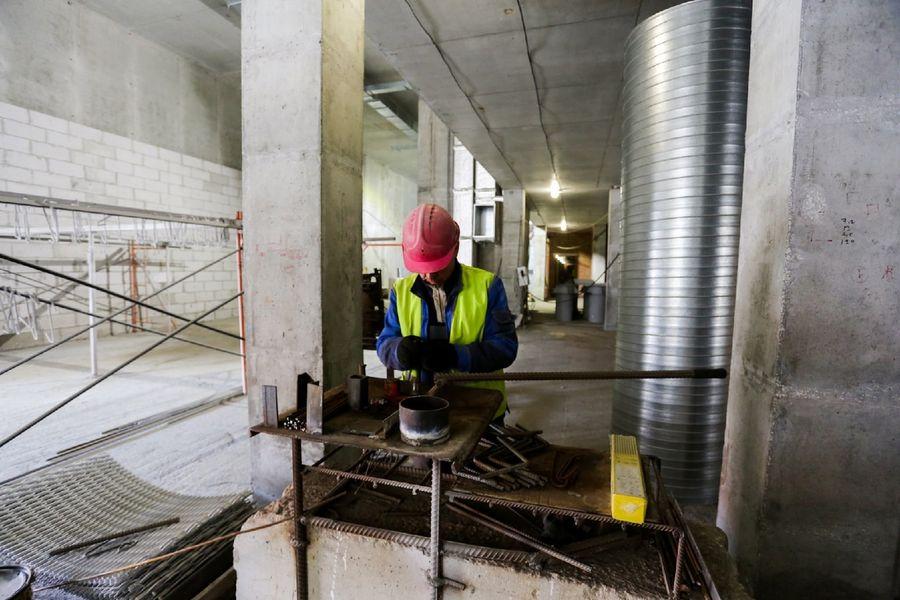 Фото Швейцарские эскалаторы установят на станции метро «Спортивная» в Новосибирске 23