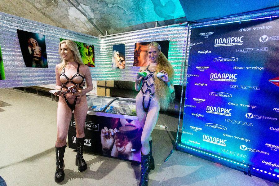 фото Эротическое искусство представили на суд жителей Новосибирска 24