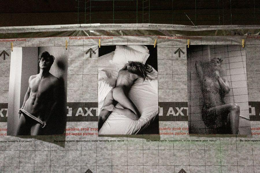 фото Эротическое искусство представили на суд жителей Новосибирска 26
