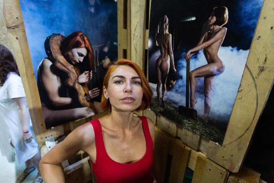 фото Эротическое искусство представили на суд жителей Новосибирска 34