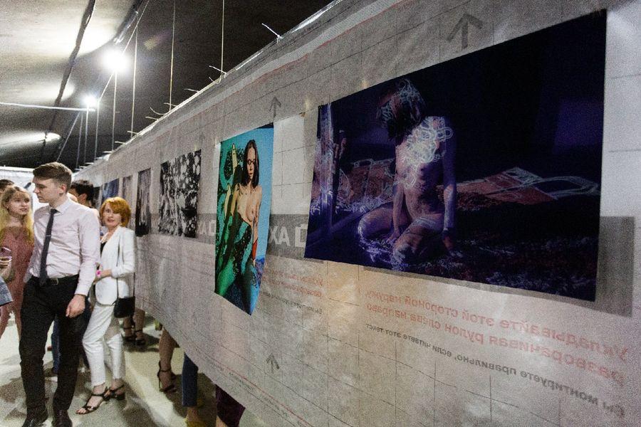 фото Эротическое искусство представили на суд жителей Новосибирска 10