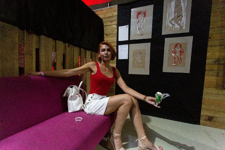 фото Эротическое искусство представили на суд жителей Новосибирска 37